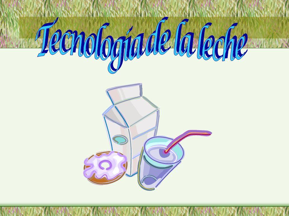 Tecnologia de la leche