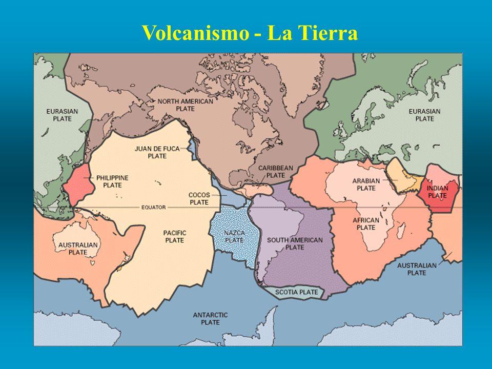 Volcanismo - La Tierra