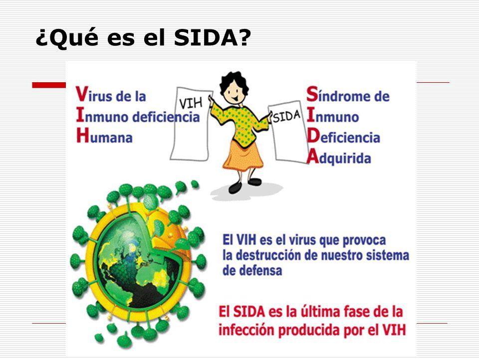 ¿Qué es el SIDA