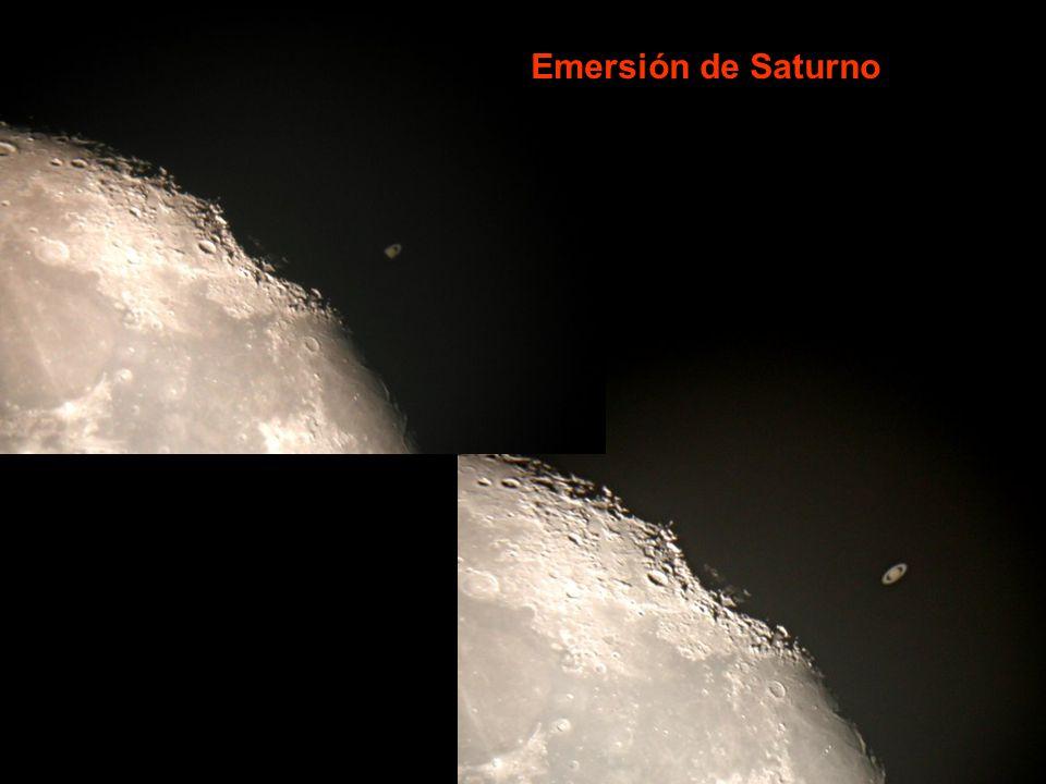 Emersión de Saturno
