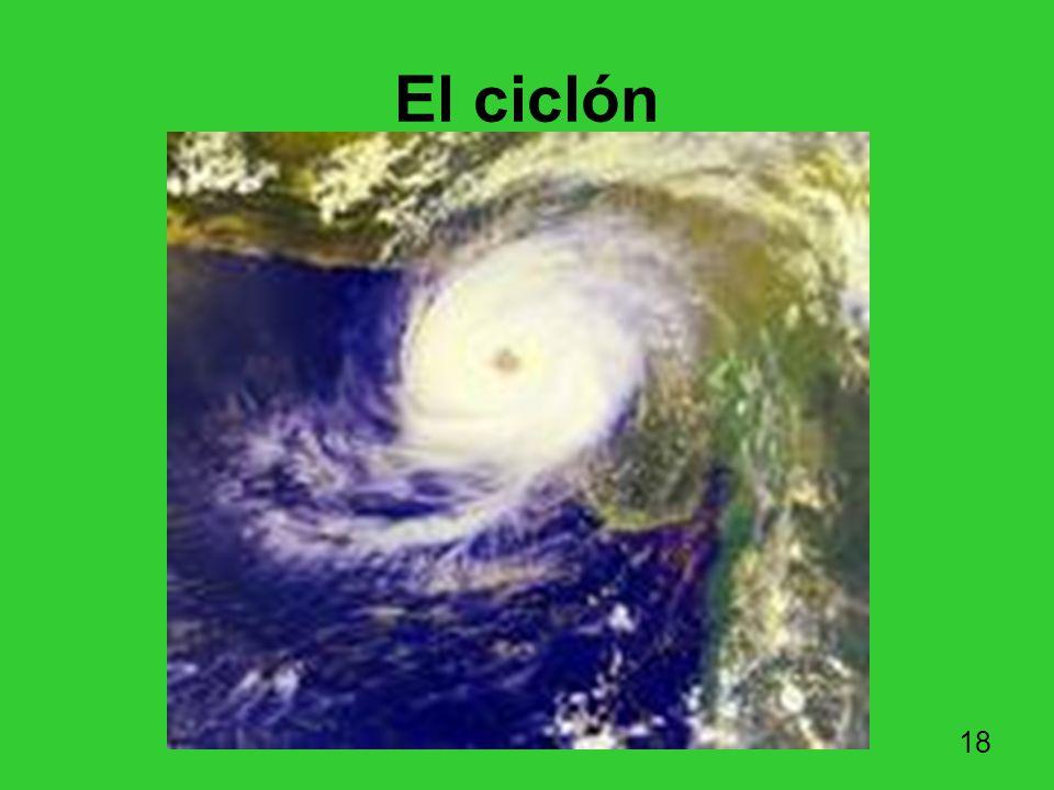 El ciclón