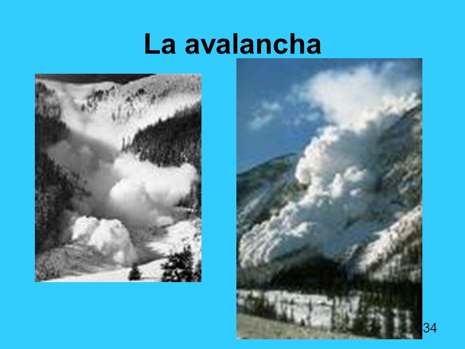 La avalancha