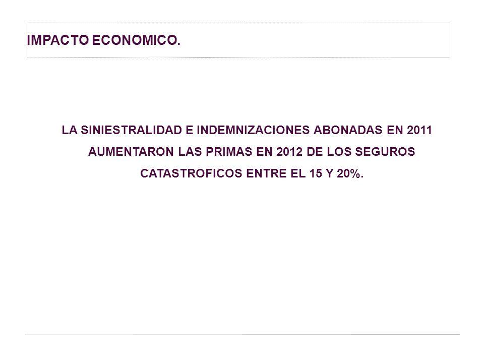 IMPACTO ECONOMICO.