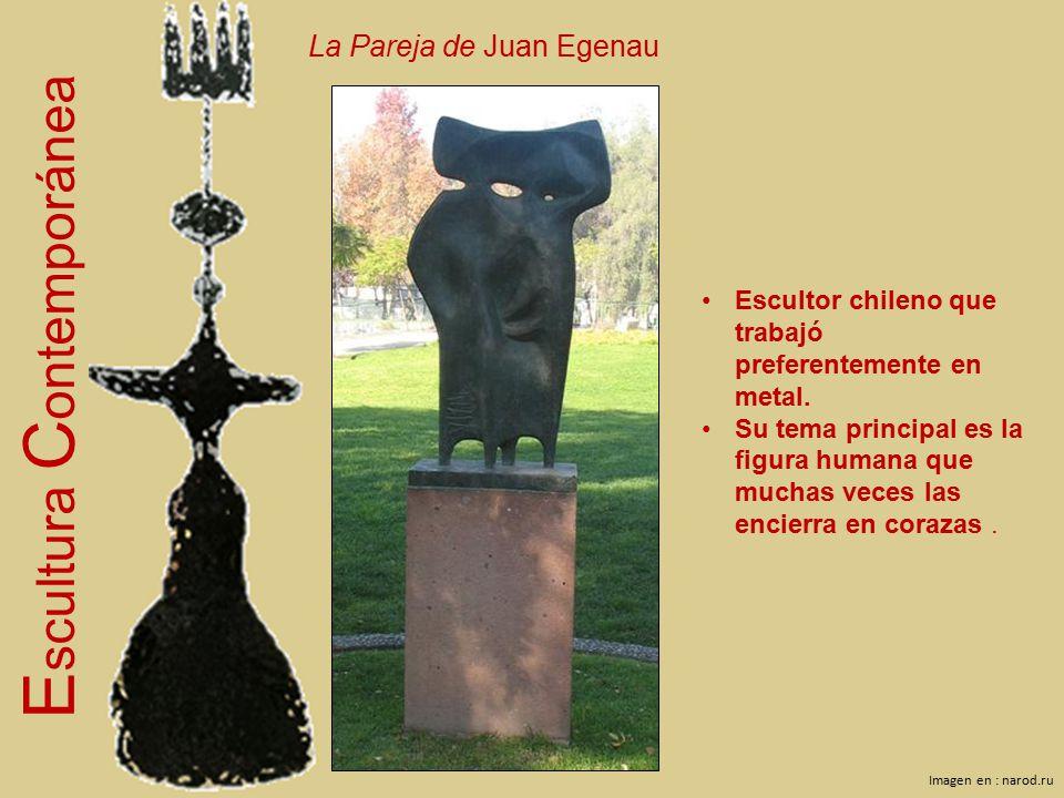Escultura Contemporánea