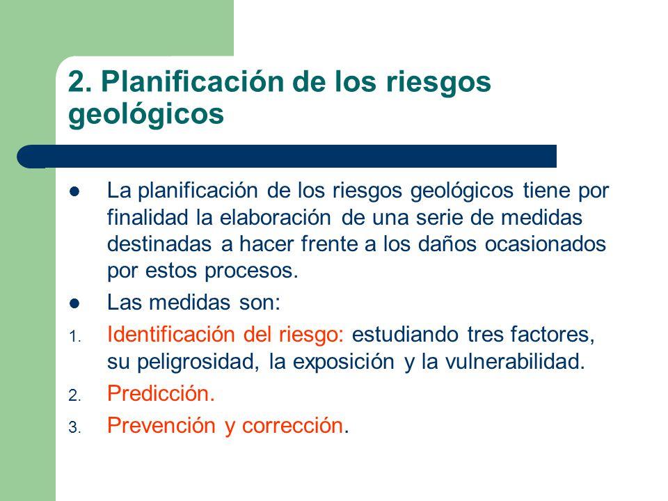 TEMA 7 Los riesgos geológicos. - ppt descargar