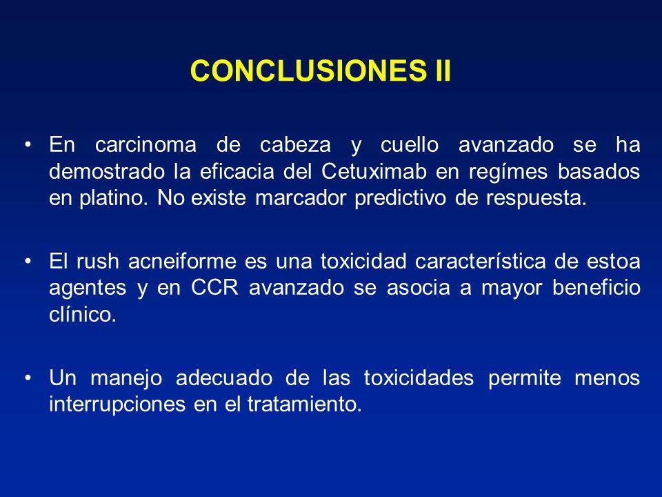 CONCLUSIONES II