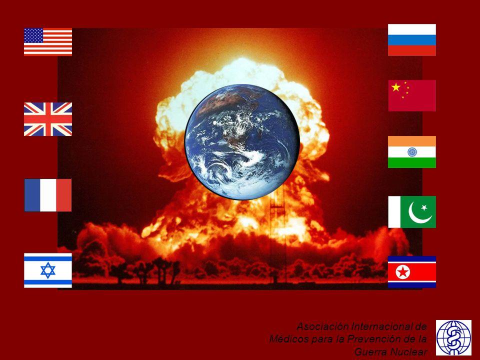La lección aquí es que todo el mundo realmente es el blanco de las armas de los Estados con armas nuclear, incluso aunque no se estén apuntando los misiles propiamente a nuestras ciudades. Trabajar para acabar con esta amenaza no sólo es responsabilidad de una ciudadanía global, es un interés vital para todos en la Tierra.