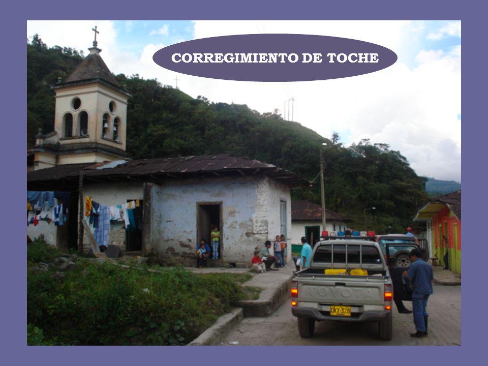 CORREGIMIENTO DE TOCHE