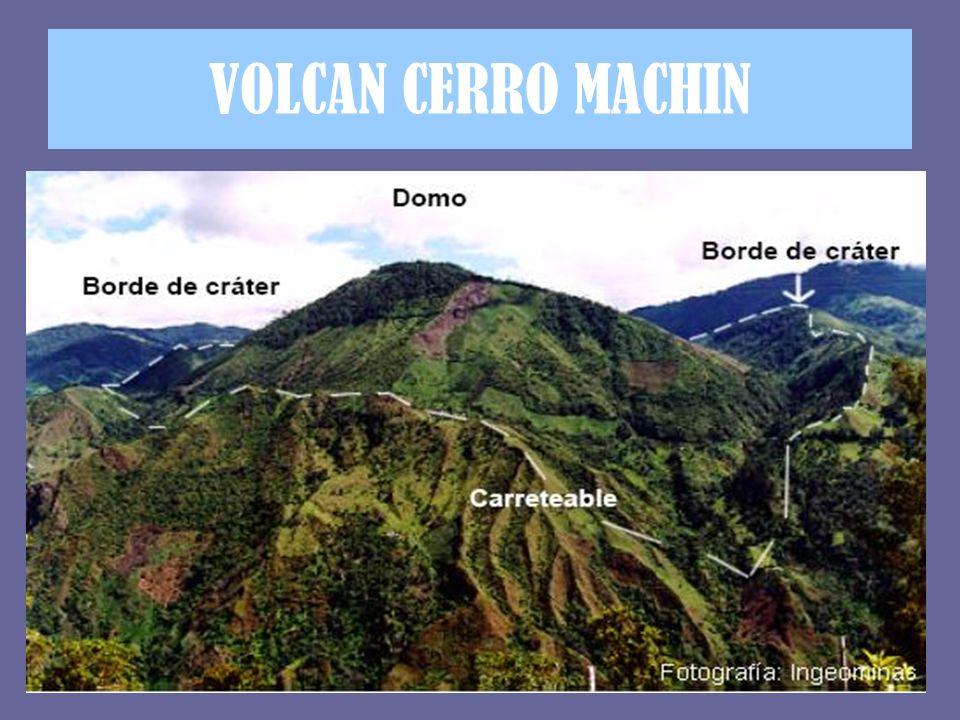 VOLCAN CERRO MACHIN