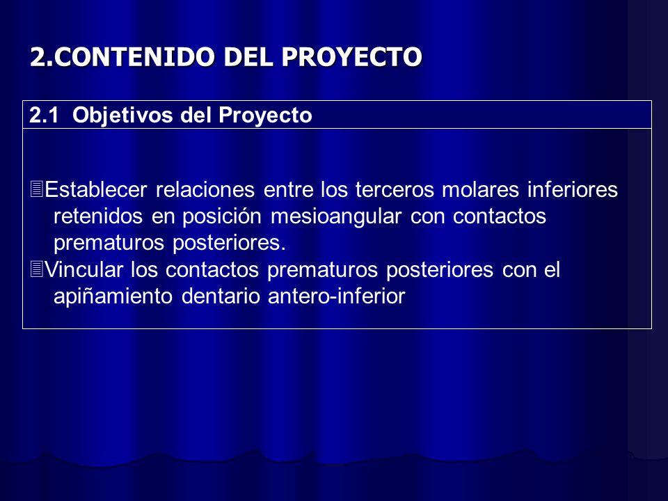 2.CONTENIDO DEL PROYECTO