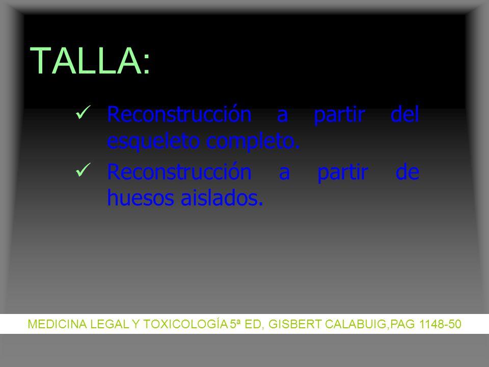 MEDICINA LEGAL Y TOXICOLOGÍA 5ª ED, GISBERT CALABUIG,PAG 1148-50