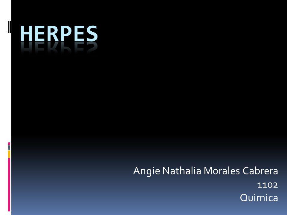 Angie Nathalia Morales Cabrera 1102 Quimica