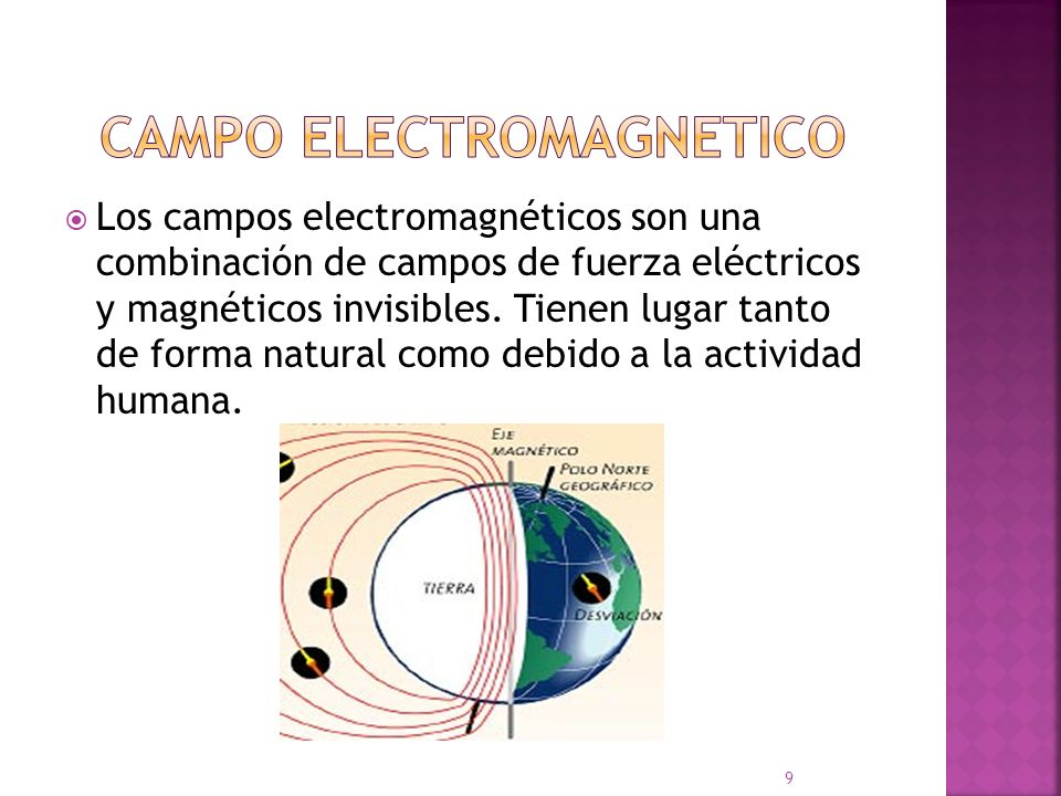 Campo electromagnetico