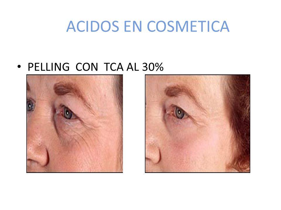 ACIDOS EN COSMETICA PELLING CON TCA AL 30%
