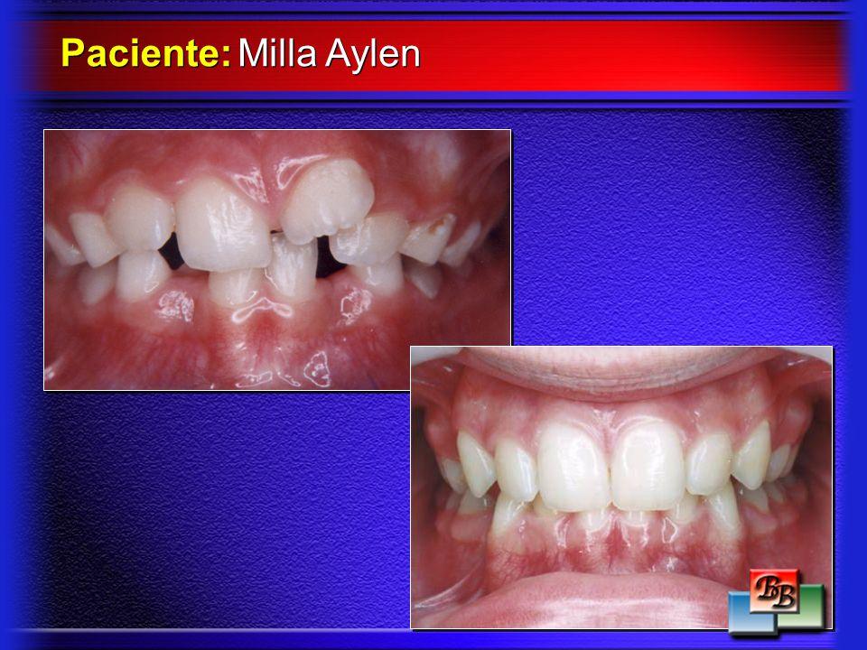 Paciente: Milla Aylen