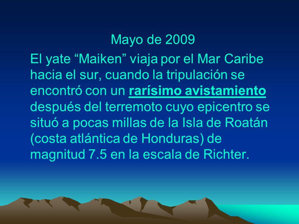 Mayo de 2009