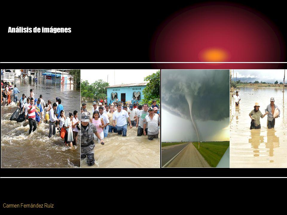 Análisis de imágenes Carmen Fernández Ruíz