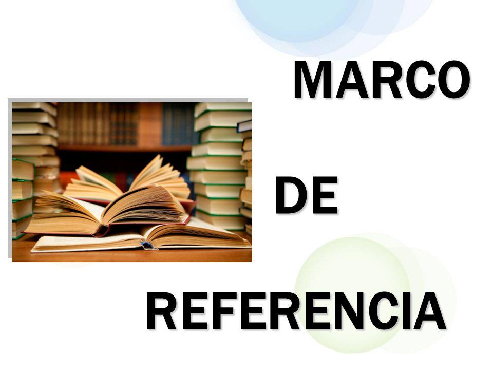 MARCO DE REFERENCIA 1