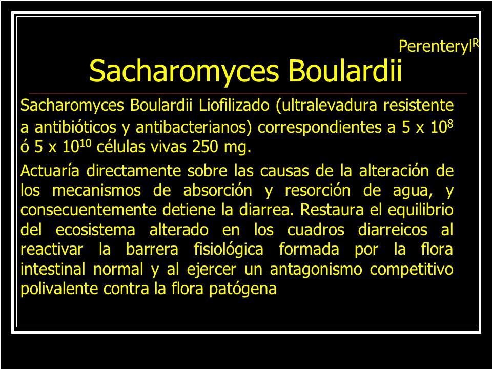 Sacharomyces Boulardii