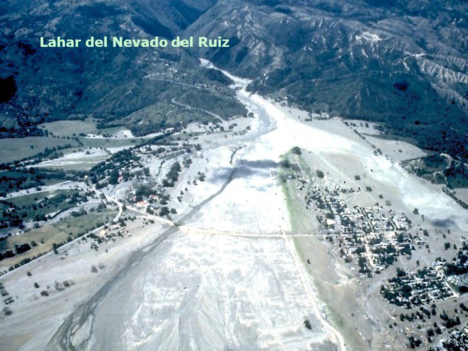 Lahar del Nevado del Ruiz