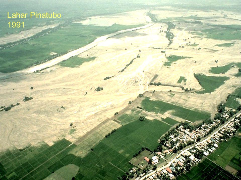 Lahar Pinatubo 1991 Lahar Pinatubo 1991