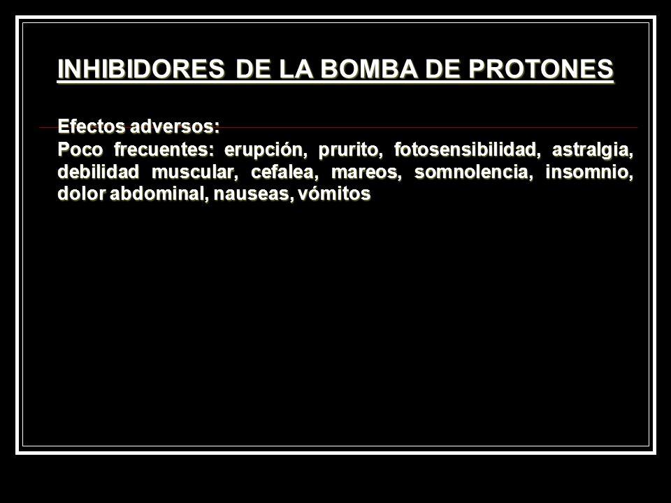 inhibidores de la bomba de protones pdf