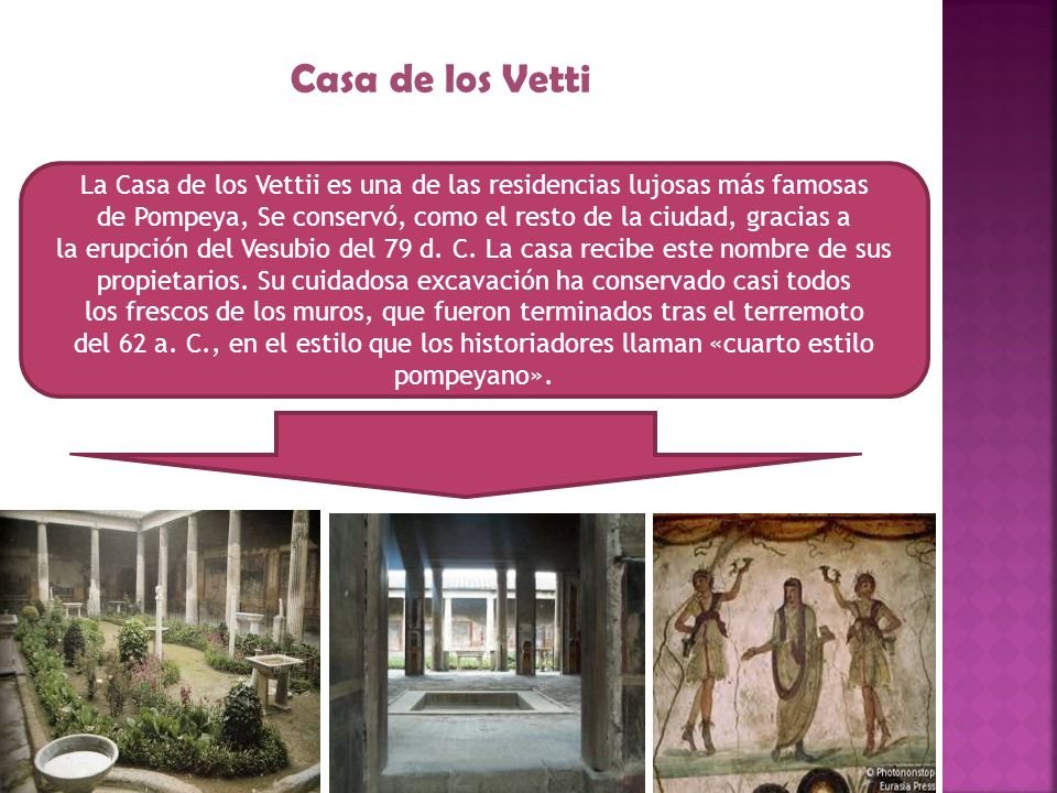 Casa de los Vetti