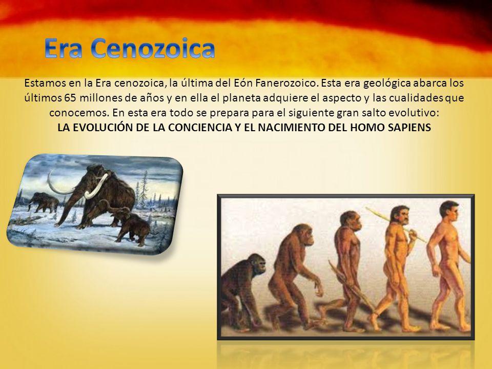 LA EVOLUCIÓN DE LA CONCIENCIA Y EL NACIMIENTO DEL HOMO SAPIENS