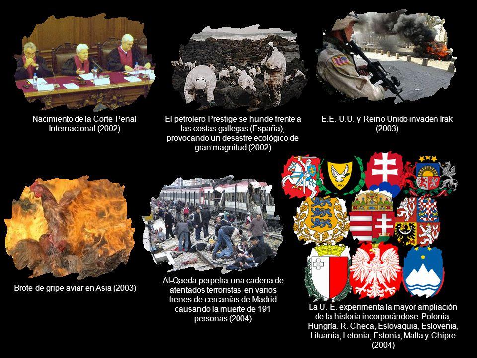 Nacimiento de la Corte Penal Internacional (2002)