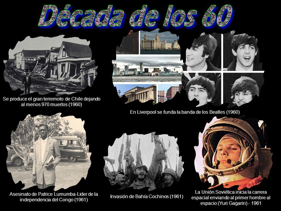 Se produce el gran terremoto de Chile dejando al menos 970 muertos (1960)
