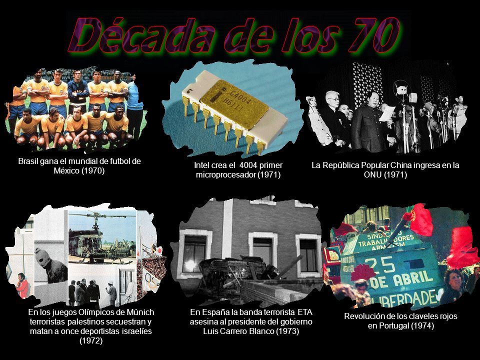 Brasil gana el mundial de futbol de México (1970)