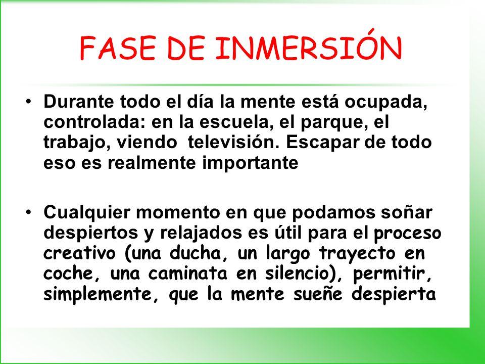 FASE DE ILUMINACIÓN