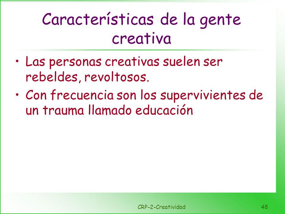 Creatividad: hacia una definición