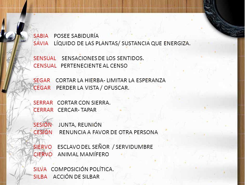 SABIA POSEE SABIDURÍA SAVIA LÍQUIDO DE LAS PLANTAS/ SUSTANCIA QUE ENERGIZA. SENSUAL SENSACIONES DE LOS SENTIDOS.