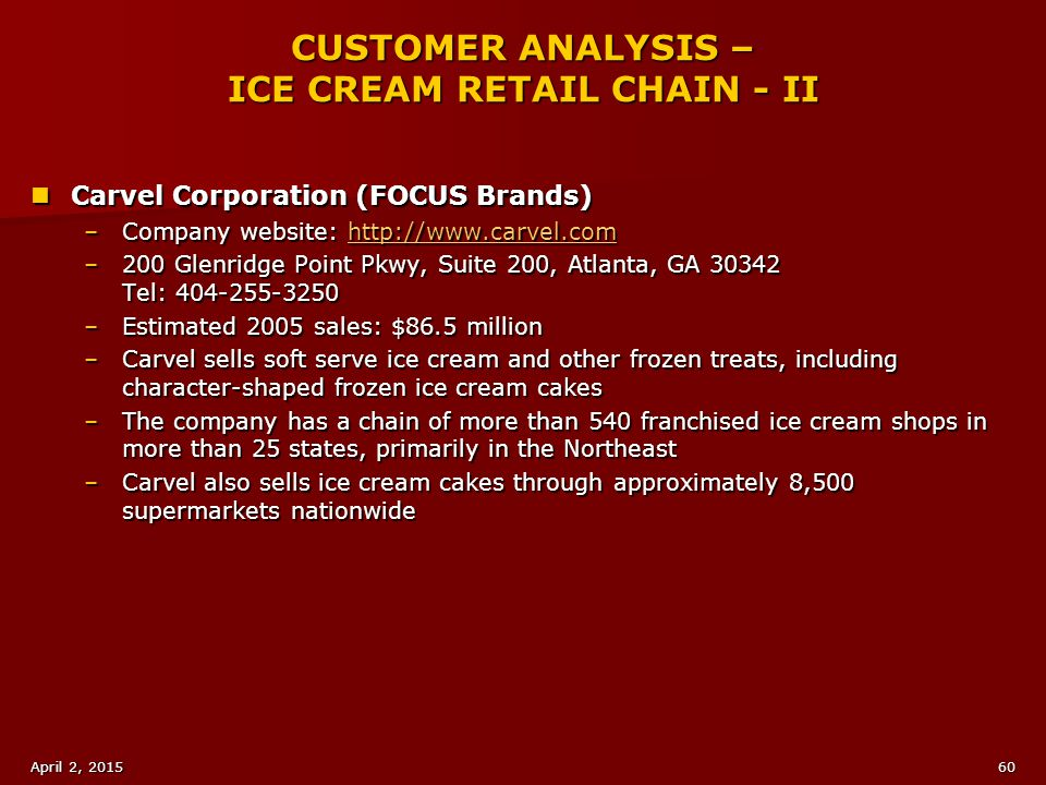 business analysis carvel in beijing Get quick, easy access to all government of canada services and information.