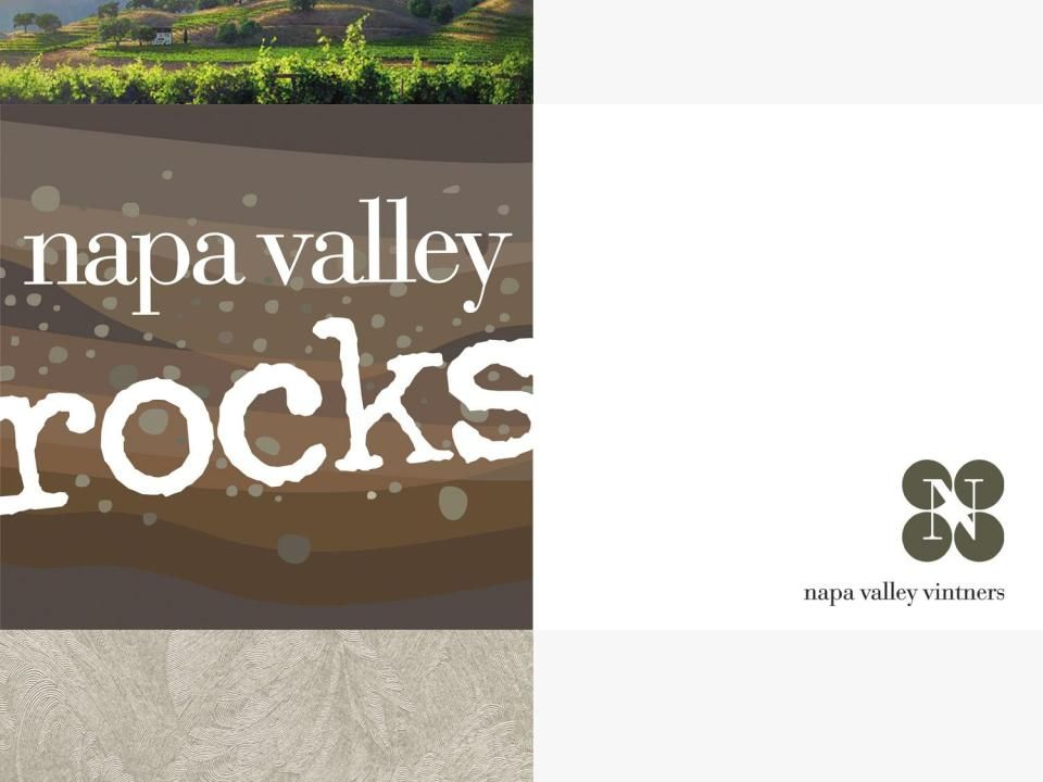 Thank you for being here and welcome to Napa Valley Rocks