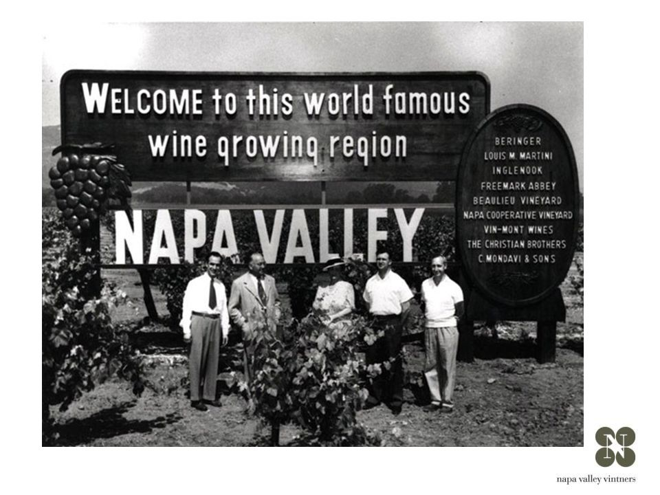 There are many great wine regions and Napa Valley is one of them.