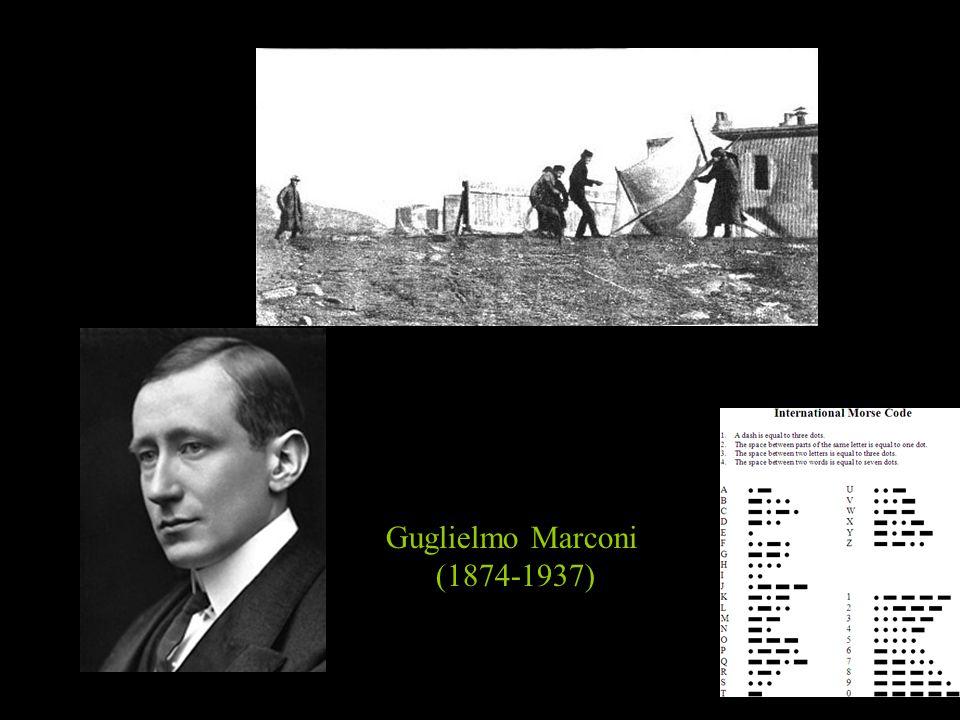 Guglielmo Marconi (1874-1937)