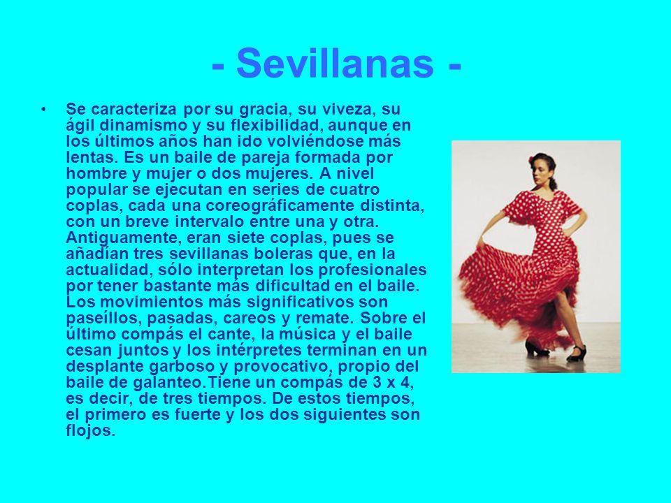 - Sevillanas -