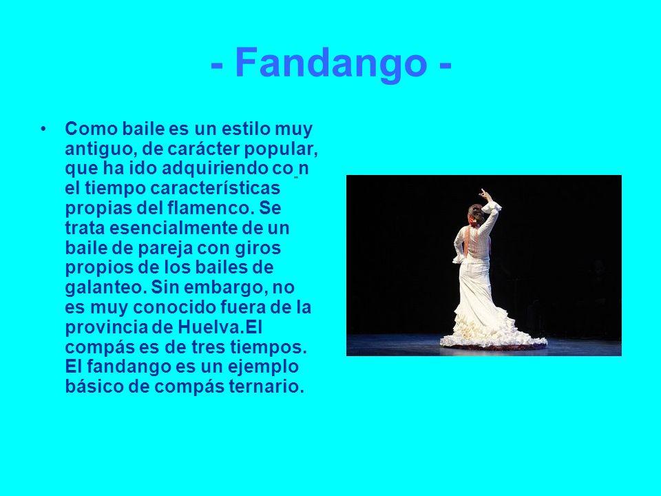 - Fandango -