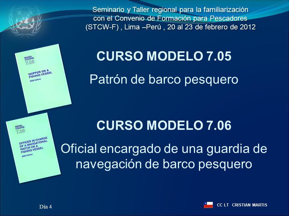 CURSO MODELO 7.05 CURSO MODELO 7.06