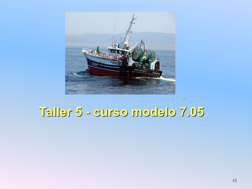 Taller 5 - curso modelo 7.05