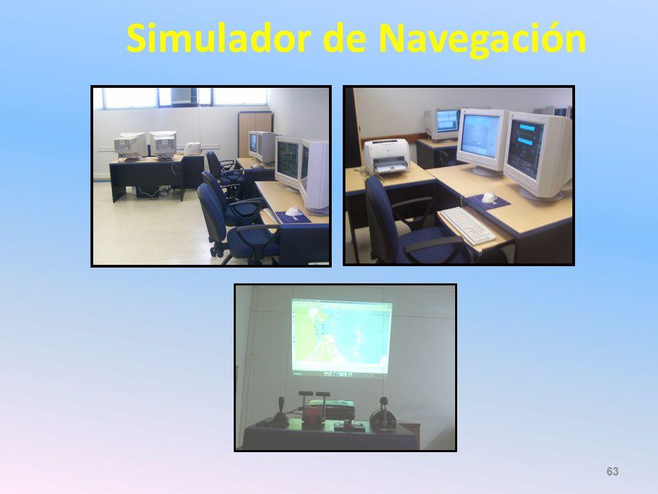 Simulador de Navegación