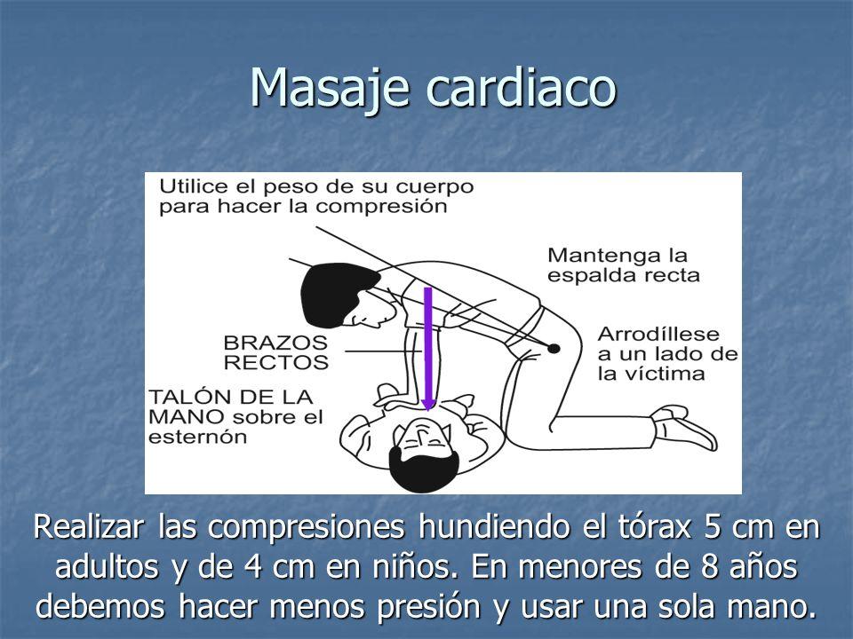 Masaje cardiaco