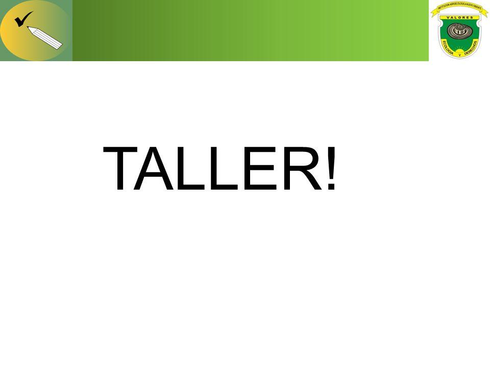 TALLER!