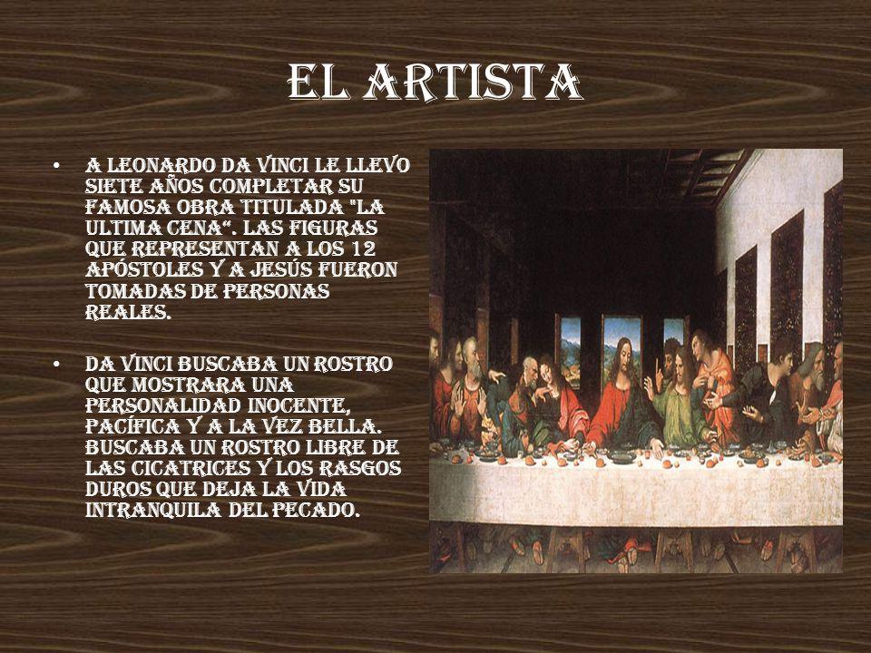 EL ARTISTA