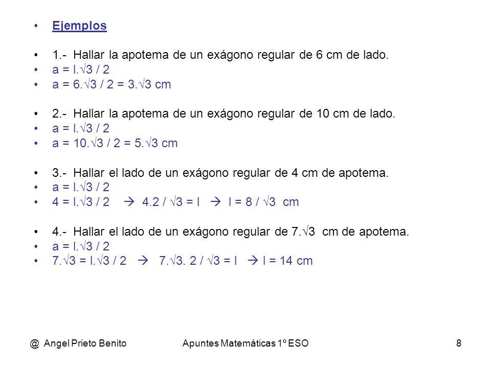 Apuntes Matemáticas 1º ESO