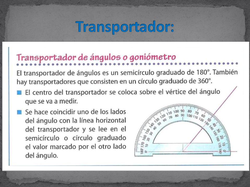 Transportador: