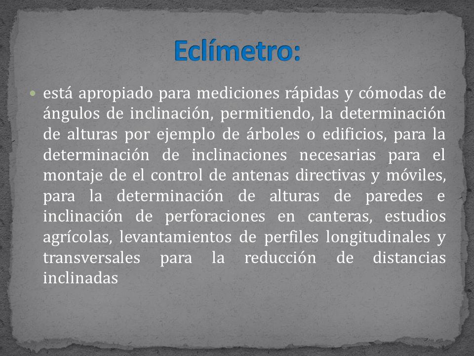 Eclímetro: