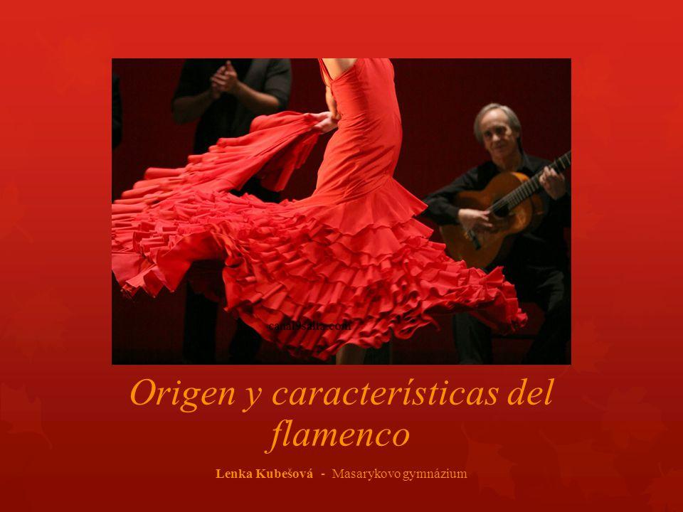 Origen y características del flamenco